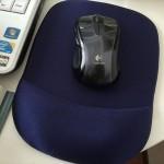 サンワサプライの低反発付マウスパットが最高-使用した感じ-@livett1